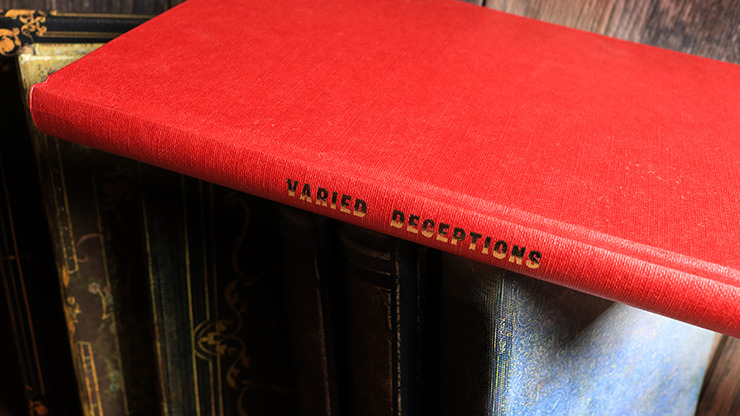 Varied Deceptions (Limited/Out of Print) by Milbourne Christopher - Book