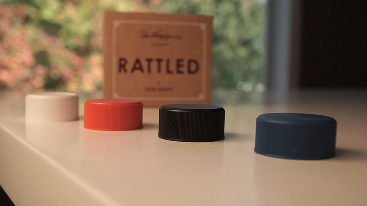 Paul Harris Presents Rattled (Black) by Dan Hauss