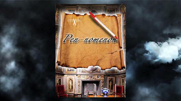 Pen-nomenon by Steven X