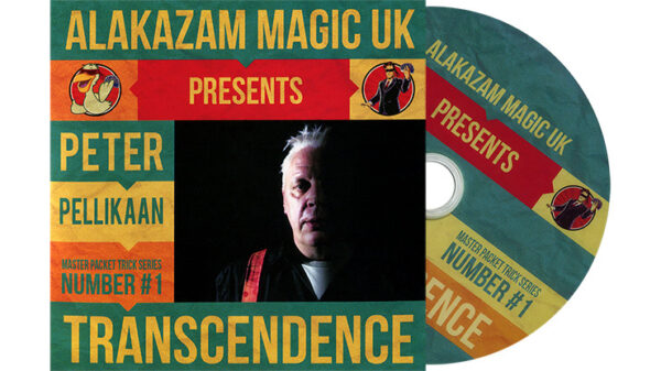 Transcendence by Peter Pellikaan and Alakazam Magic - DVD