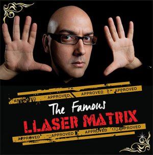 The Famous Llaser Matrix by Manuel Llaser (V0019)