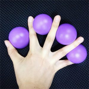 JL Lukas Ball 2 inch (Purple)