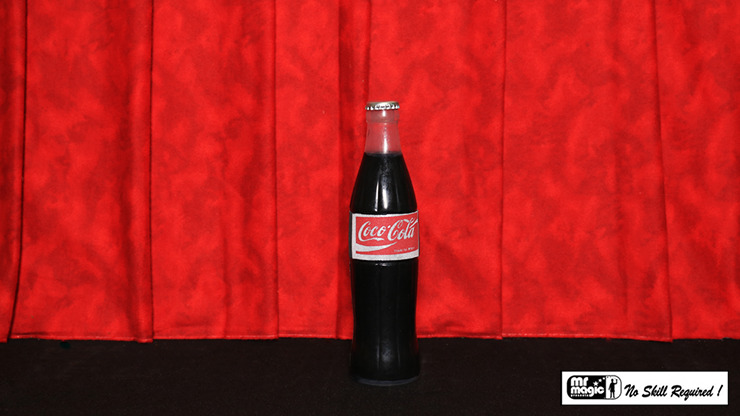 Vanishing Coke Bottle by Premium Magic