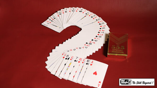 Electric Deck Deluxe (52 Cards Bridge) by Mr. Magic