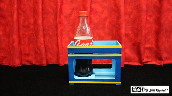 Zig Zag Coke Bottle by Mr. Magic