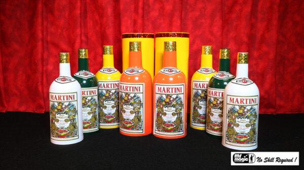 Multiplying Bottles (Color Changing/8 Bottles) by Premium Magic