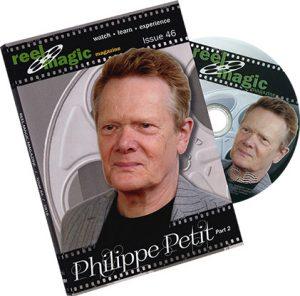 Reel Magic Episode 46 (Philippe Petit Part 2) - DVD