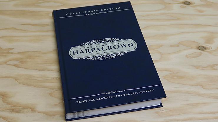 Mark Chandaue's HARPACROWN (Collector's Edition) by Mark Chandaue - Book