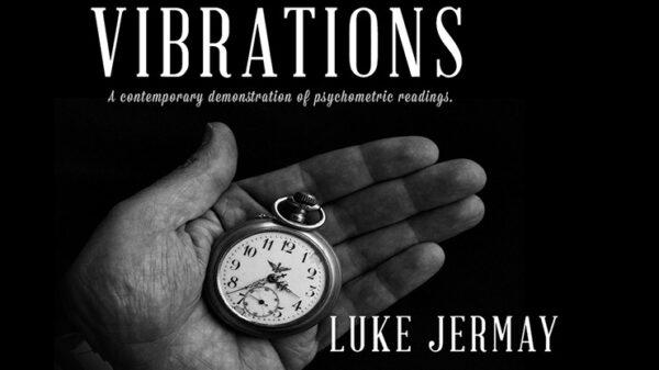 Vibrations by Luke Jermay - Book