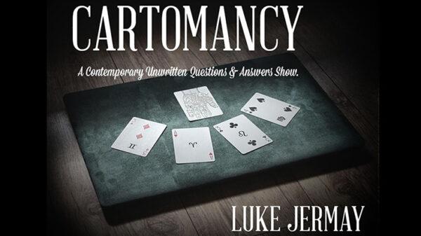 Cartomancy by Luke Jermay - Book