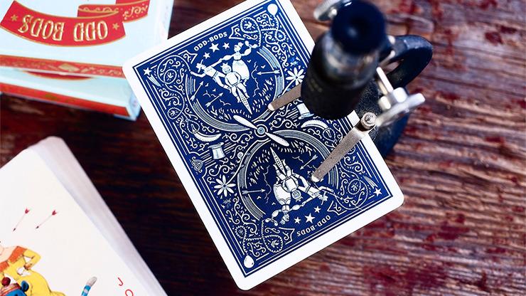 Odd Bods Playing Cards by Jonathan Burton