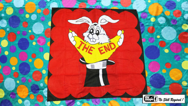Bag to 'The End' Silk by Mr. Magic