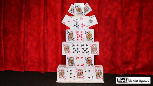 Card Castle Junior by Mr. Magic