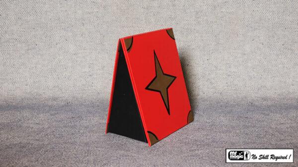 Mini Triangular Box by Mr. Magic