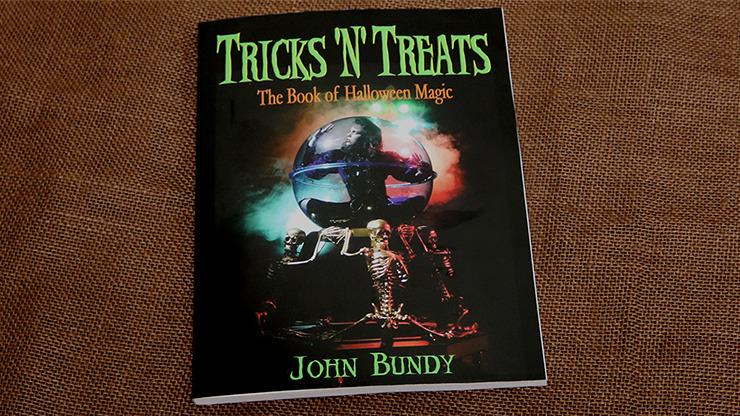 Tricks 'N' Treats by John Bundy - Book