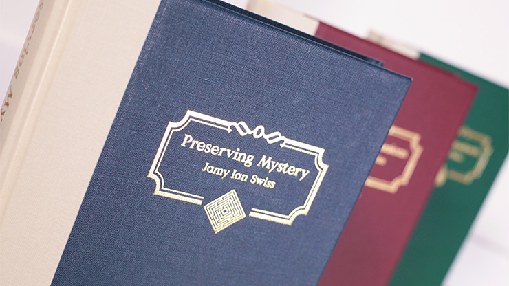 Preserving Mystery by Jamy Ian Swiss - Book