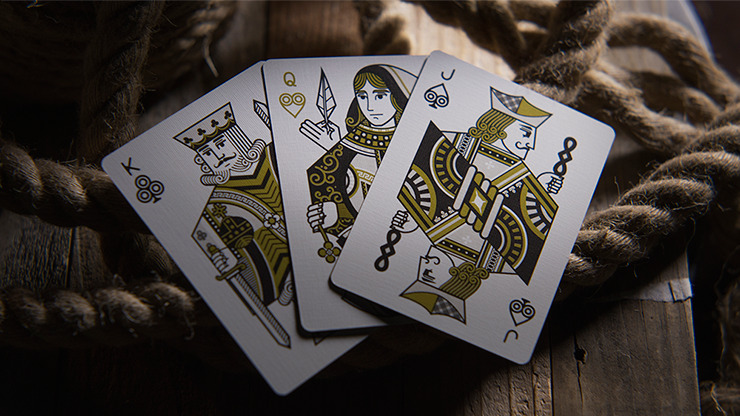 Truth Playing Cards (Lies Require Commitment)