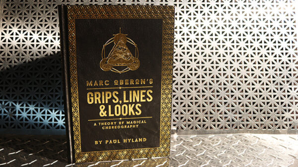 Grips, Lines and Looks (DVD & Book) by Marc Oberon - Book