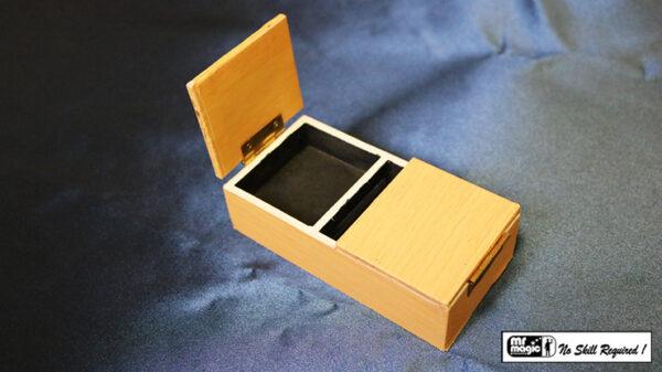 Sucker Coin Box by Mr. Magic