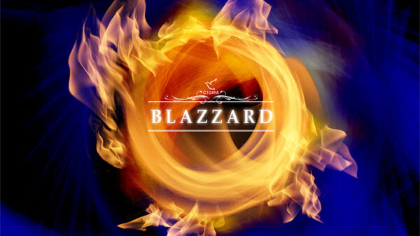 Blazzard by CIGMA Magic
