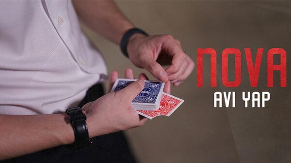 Skymember Presents Nova by Avi Yap - DVD