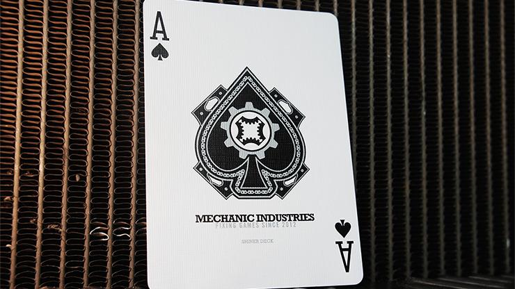 Mechanic Shiner Deck by Mechanic Industries
