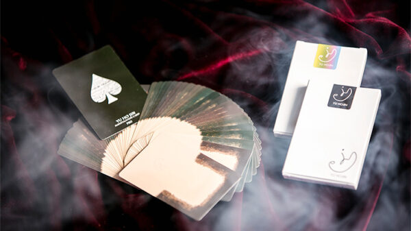Yu Hojin Manipulation Cards PRO 2016 (White) by Yu Hojin