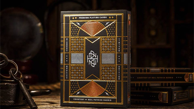 Neil Patrick Harris NPH Playing Cards by theory11