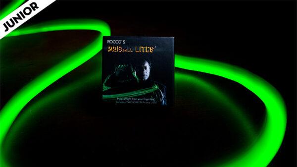 Rocco's SUPER BRIGHT Prisma Lites Pair JUNIOR (Green)
