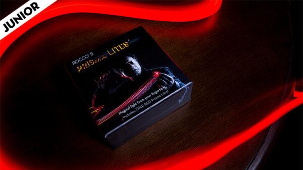 Rocco's SUPER BRIGHT Prisma Lites Single JUNIOR (Red)