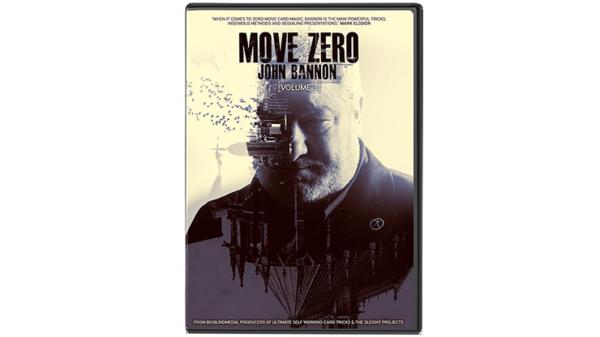 Move Zero (Vol 3) by John Bannon and Big Blind Media - DVD