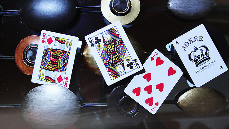 The Crown Deck (BLACK) from The Blue Crown