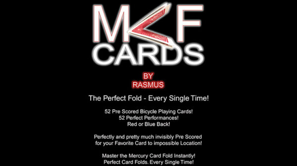 MCF Cards (Red) by Rasmus