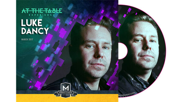 At The Table Live Lecture Luke Dancy - DVD