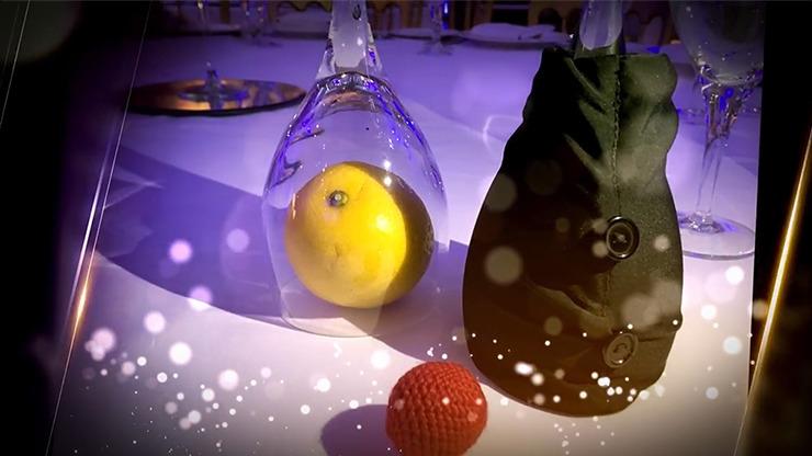 Chop Glass by Alan Hudson and World Magic Shop