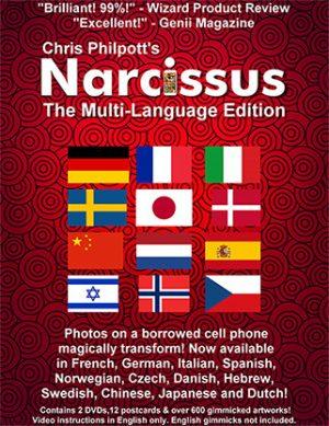 Narcissus (Multi-Language) by Chris Philpott
