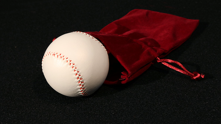 Final Load Ball Leather White (5.7 cm) by Leo Smetsers