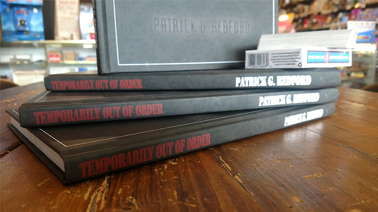 Temporarily Out of Order by Patrick Redford - Book