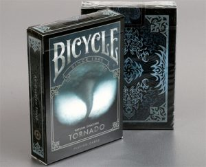 """Bicycle Natural Disasters """"Tornado"""" Playing Cards by Collectable Playing Cards"""