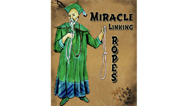 Miracle Linking Ropes by Amazo Magic