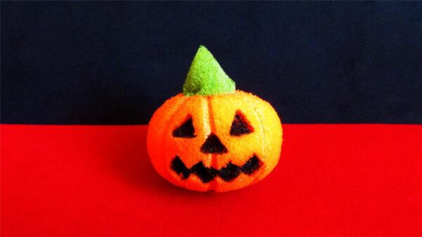 Sponge Pumpkin by Alexander May