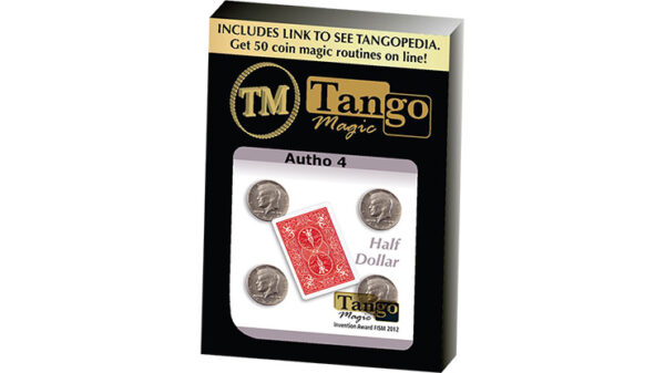 Autho 4 Half Dollar (D0178) by Tango
