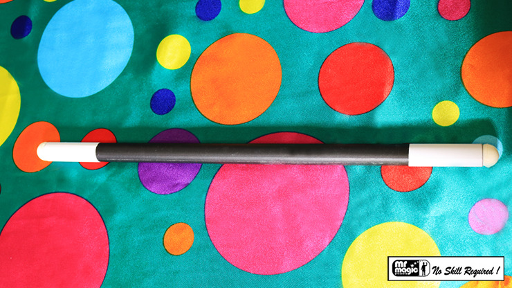 Jumping Rising Twirling Wand by Mr. Magic