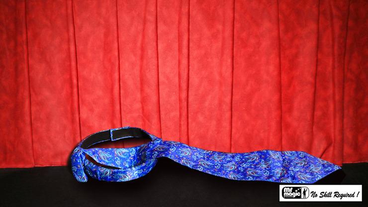 Sword Thru Necktie by Mr. Magic