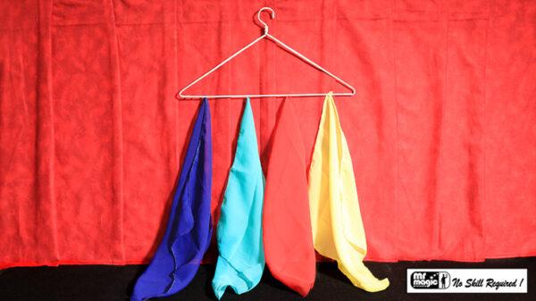Silk Off Hanger by Mr. Magic