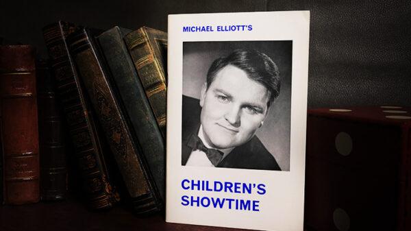 Children's Showtime by Michael Elliot - Book