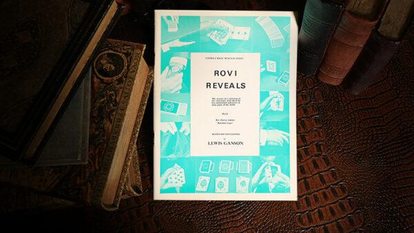 Rovi Reveals by Lewis Ganson - Book