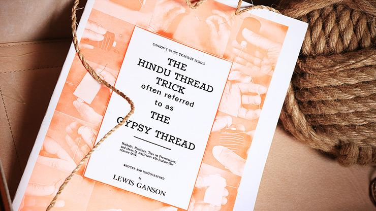 The Hindu Thread Trick by Lewis Ganson
