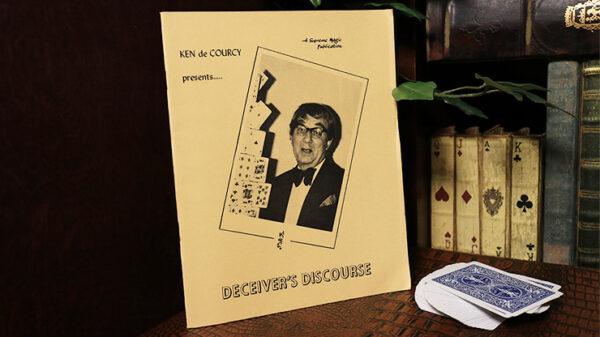 Deceiver's Discourse by Ken de Courcy - Book