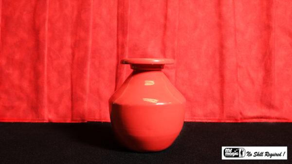 Lota Bowl Aluminum (Color) by Mr. Magic